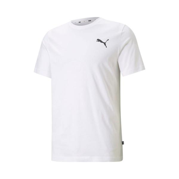Puma Essentials Small Logo White