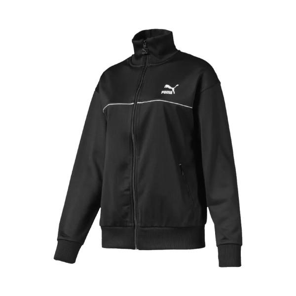 Puma Classics Poly Track Jacket Black