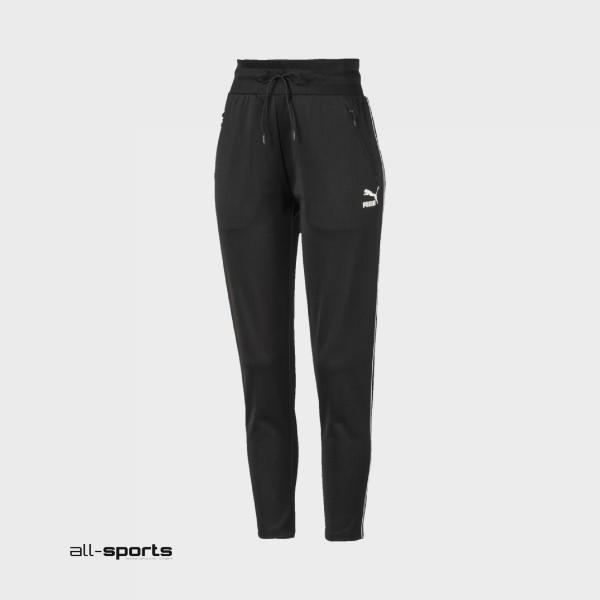 Puma Classics Poly Pants Black