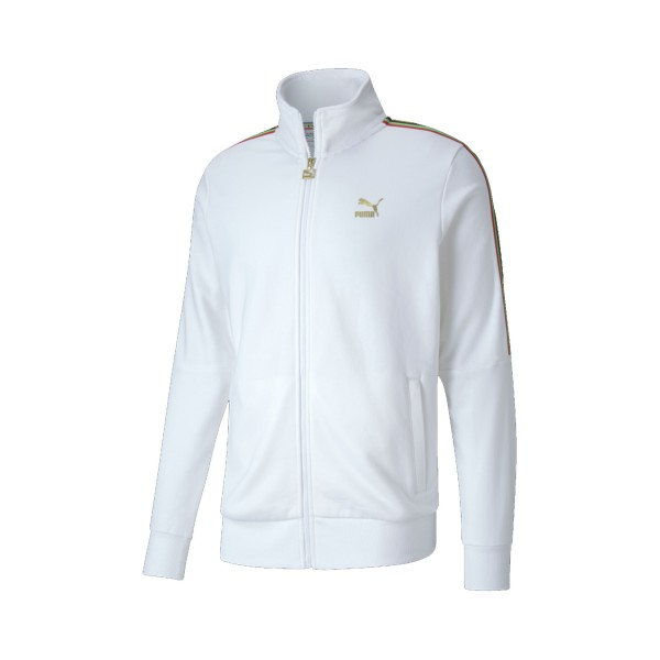 Puma The Unity Collection TFS Jacket White