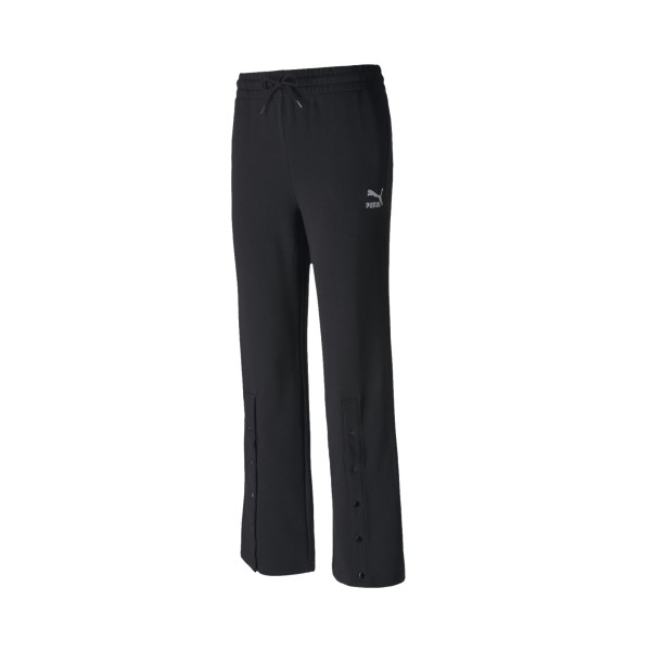 Puma Classics Straight Leg Sweatpants Black