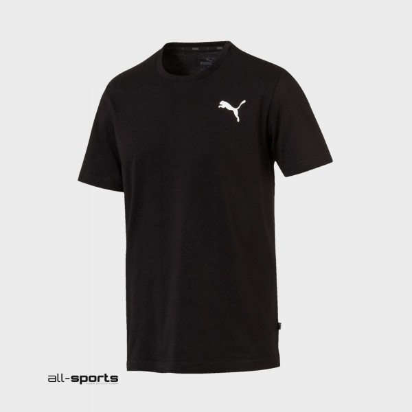 Puma Essential Small Logo Black