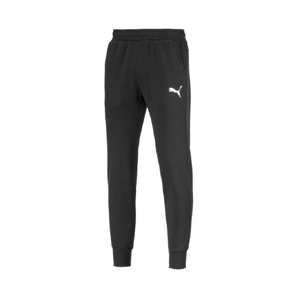 Puma Essentials Fleece Track Pants Black
