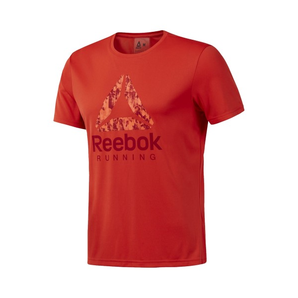 Reebok Run Graphic Orange