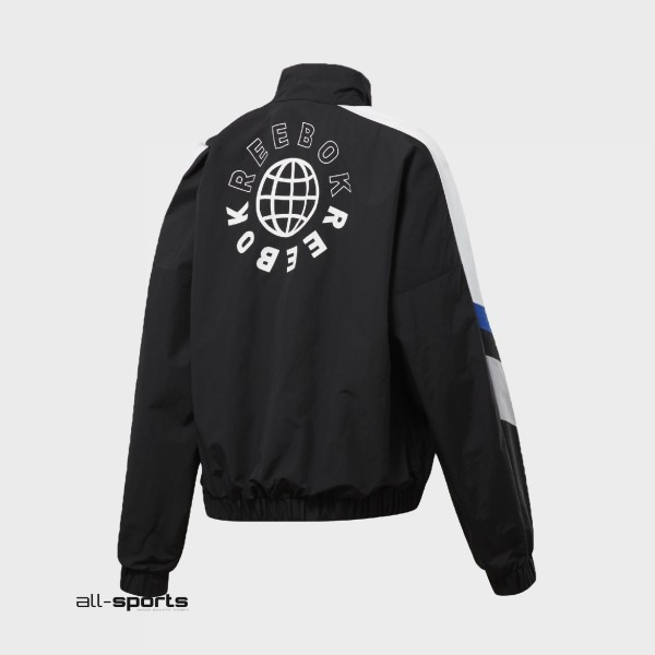 Reebok Meet You There Jacket Black