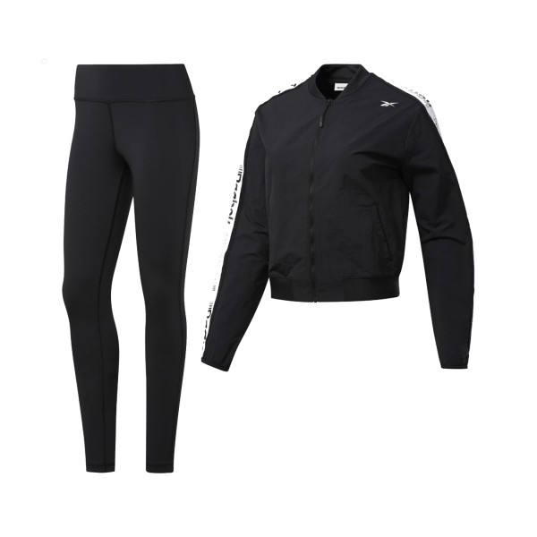 Reebok Meet You There Track Suit Black