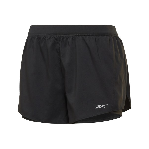 Reebok Running Essentials Two In One Shorts Black