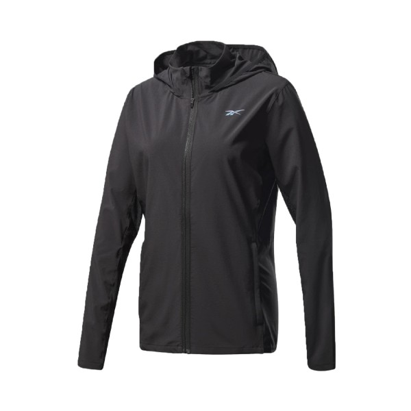 Reebok Run Track Jacket W Black
