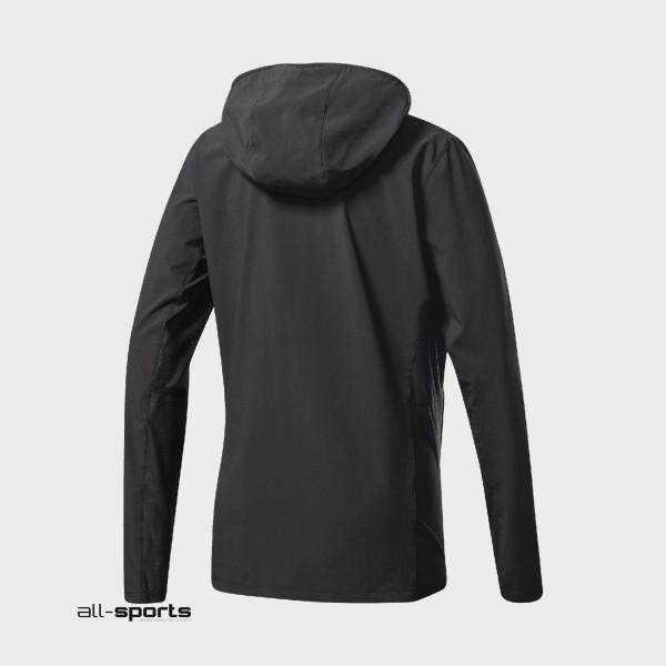 Reebok Run Track Jacket W Black