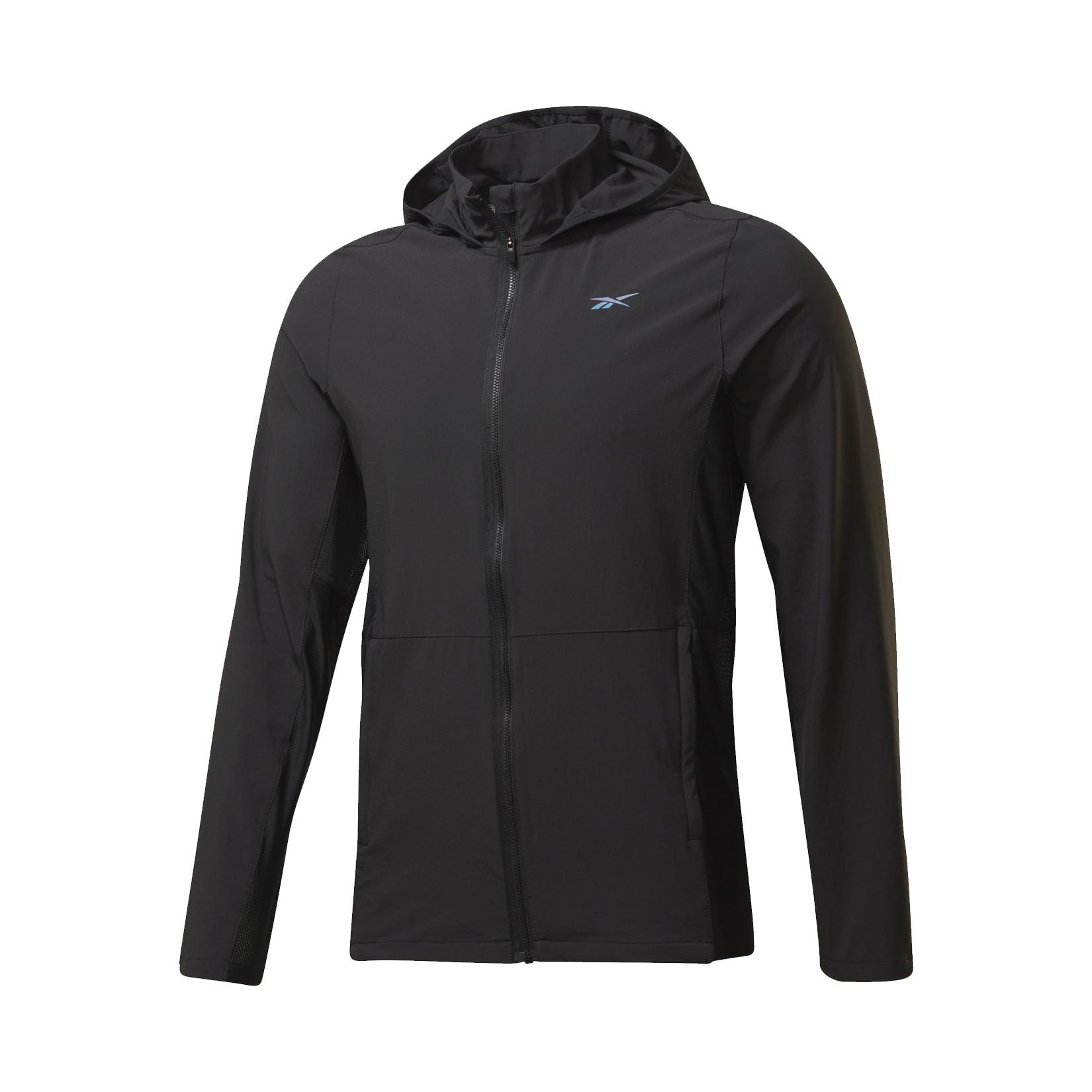 Reebok Run Track  Jacket Black