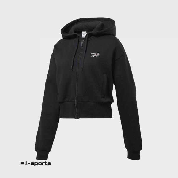 Reebok Classics Vector Hoodie Jacket Black