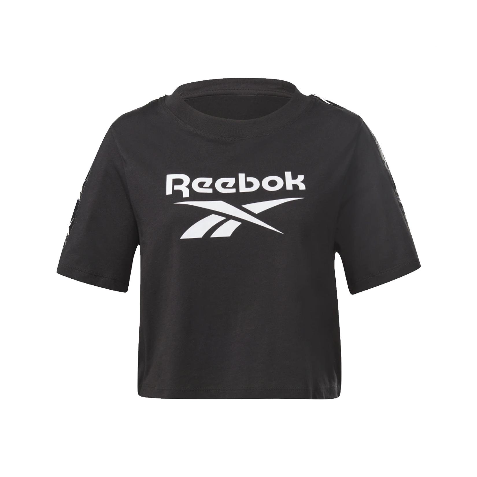 Reebok Training Essentials Tape Pack Tee Black