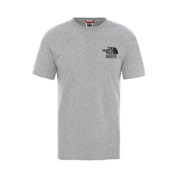 The North Face Graphic Tee Grey