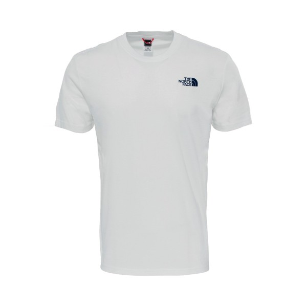 The North Face Redbox Celebration Tee White