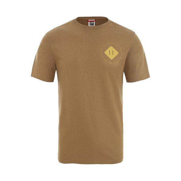 The North Face Graphic Tee Khaki