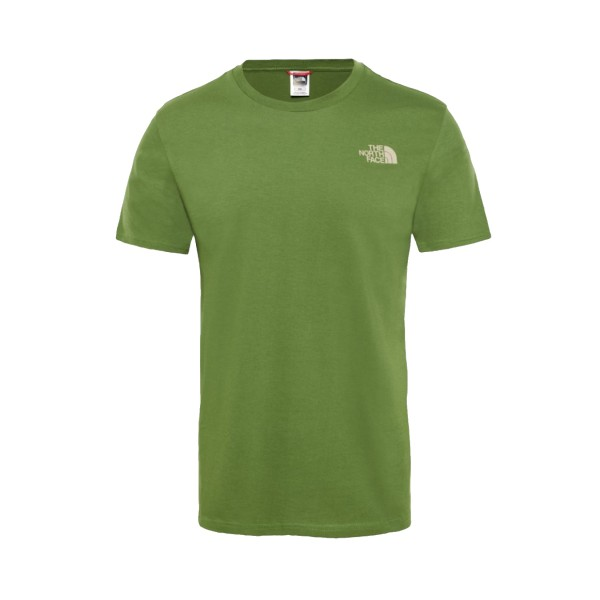 The North Face Simple Dome Tee Green