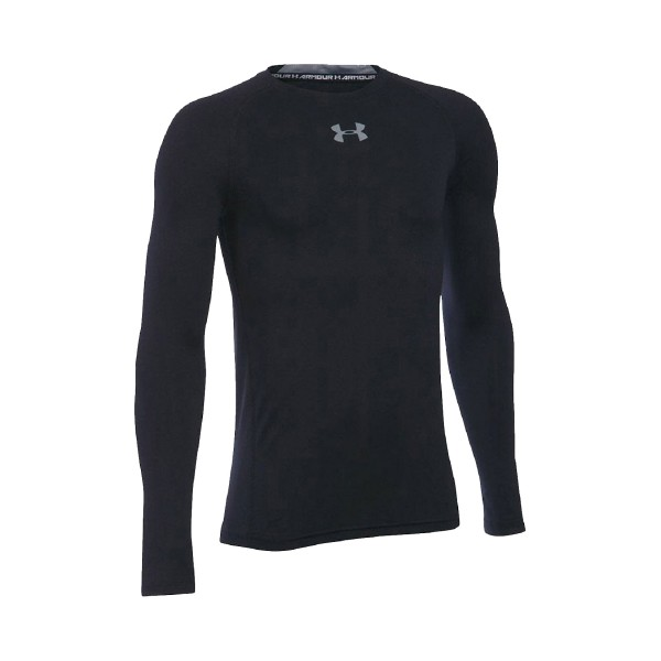 Under Armour Heatgear LS Black