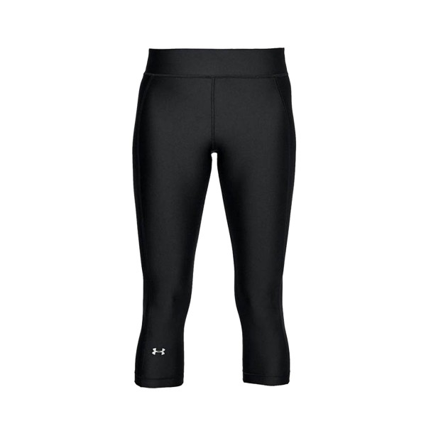 Under Armour HeatGear Capri Tight Black