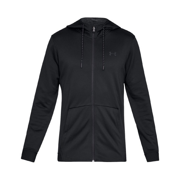 Under Armour Fleece Hoodie Black