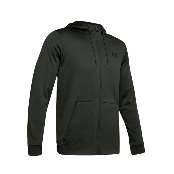 Under Armour Fleece Hoodie Green