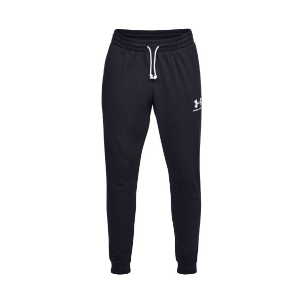 Under Armour Sportstyle Terry Jogger Black
