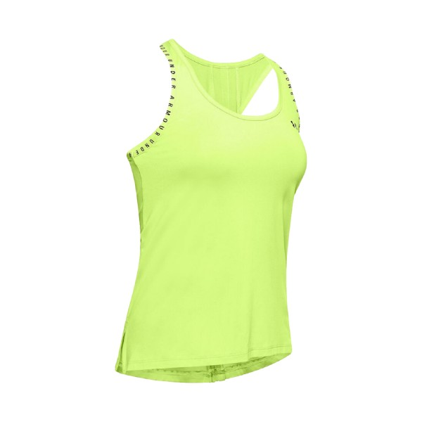 Under Armour Knockout Tank Yellow