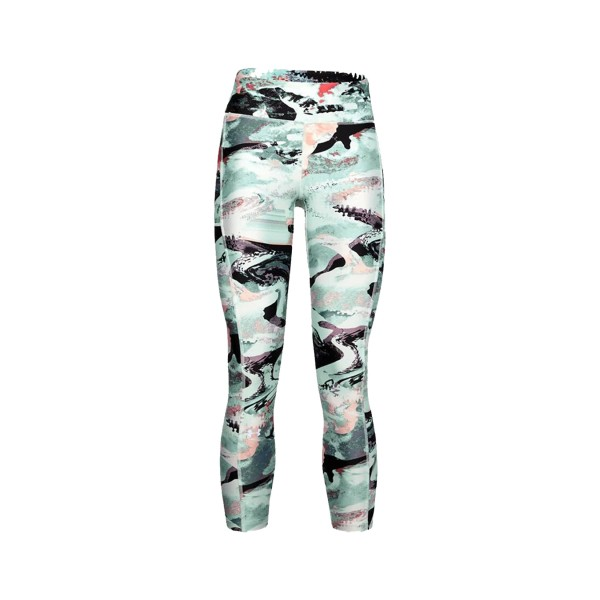 Under Armour HeatGear Printed Ancle Crop Leggings
