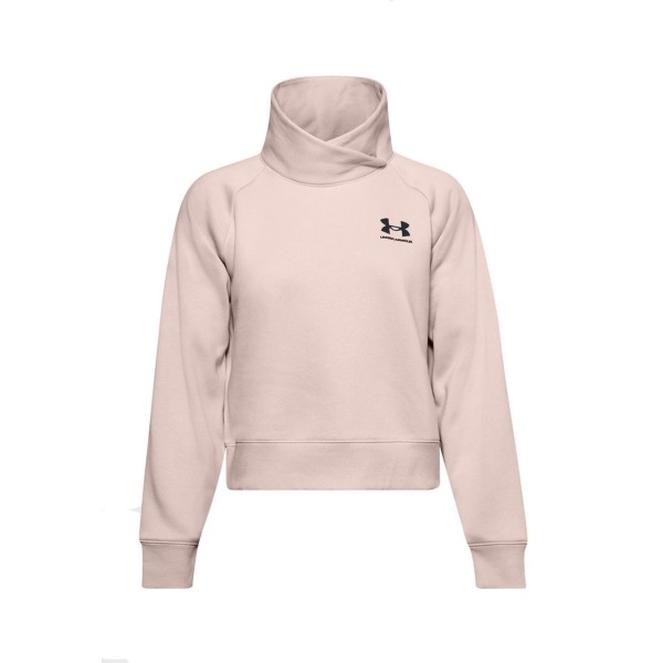 Under Armour Rival Fleece Dessert Rose