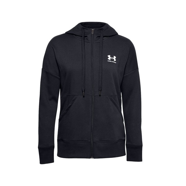 Under Armour Rival Fleece Hoodie Black