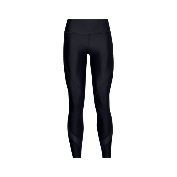 Under Armour HeatGear Wordmark Leggings Black