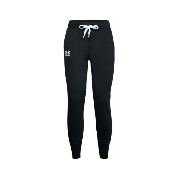 Under Armour Rival Fleece Joggers Φορμα Μαυρο