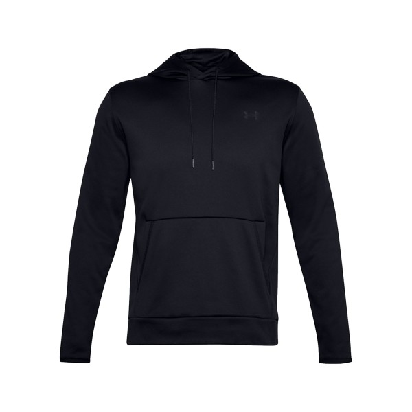 Under Armour Fleece Hoody Black