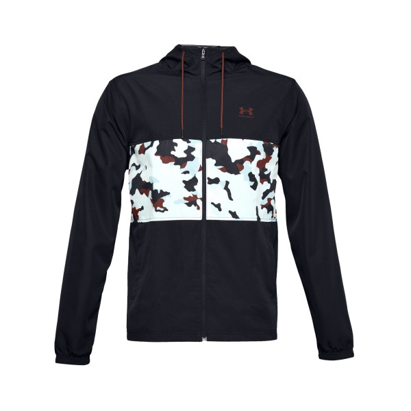 Under Armour Sportstyle Wind SI Jacket Black