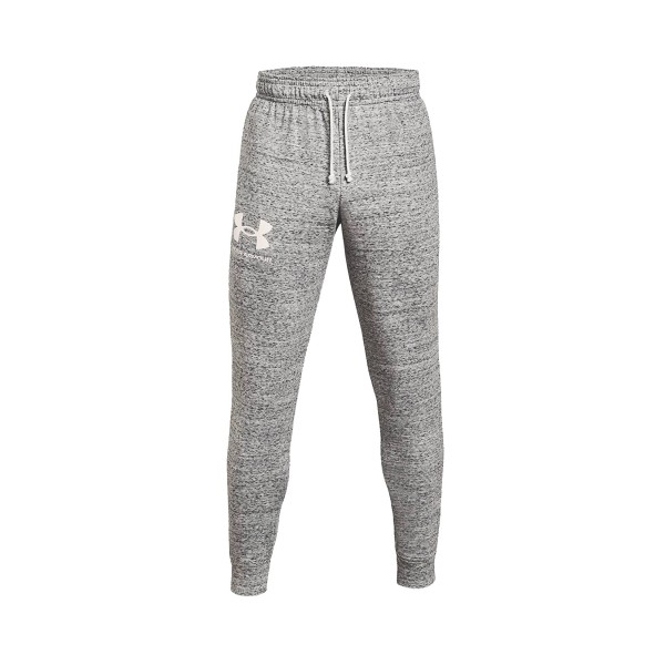 Under Armour Rival Terry Jogger Pants Grey