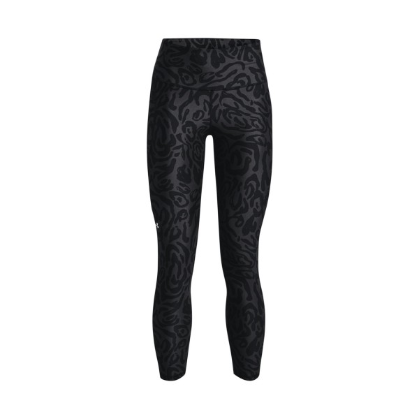 Under Armour HeatGear Armour Tonal Print 7/8 Black