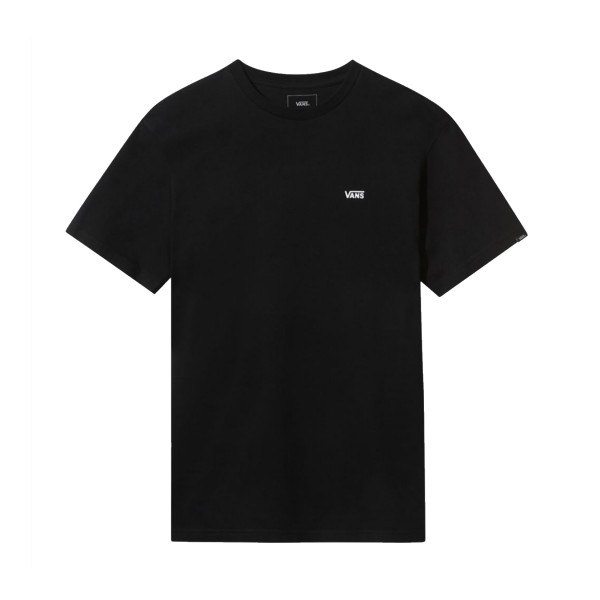 Vans Left Chest Logo T-Shirt Black