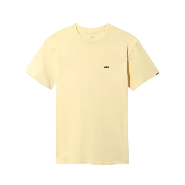 Vans Left Chest Logo T-Shirt Double Cream