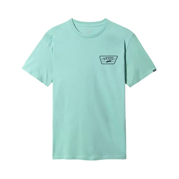 Vans Full Patch Back SS T-Shirt Dusty Jade Green