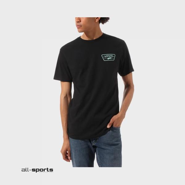 Vans Full Patch Back SS T-Shirt Black