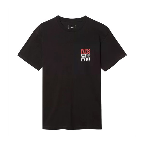 Vans New Stax T-Shirt Black
