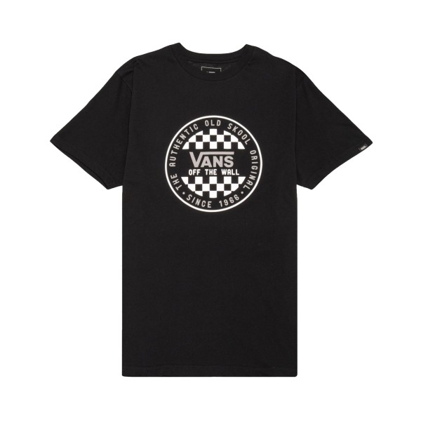 Vans OG Checker SS Black