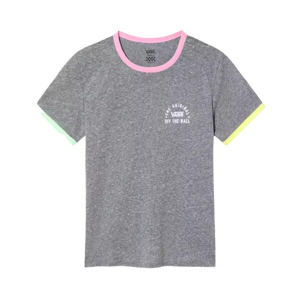 Vans Rally Bell T-Shirt Grey