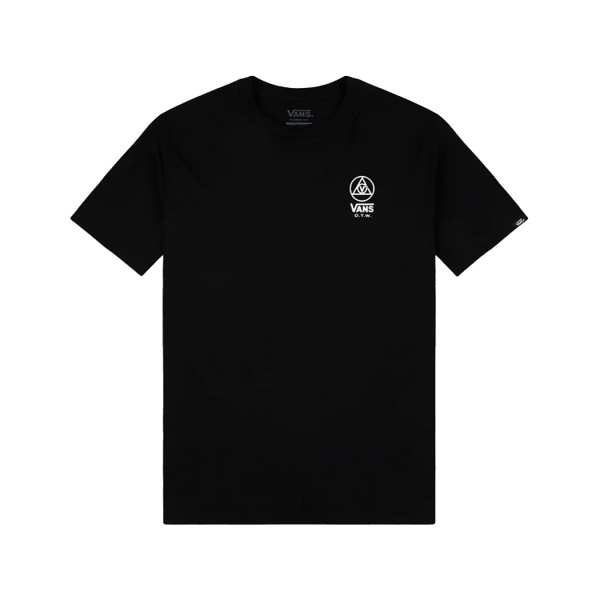 Vans Three Point Tee Black