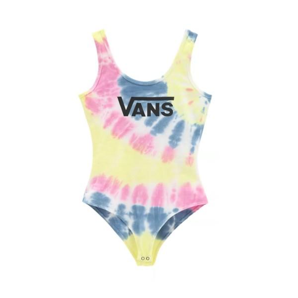 Vans Spiraling V Bodysuit Multicolor