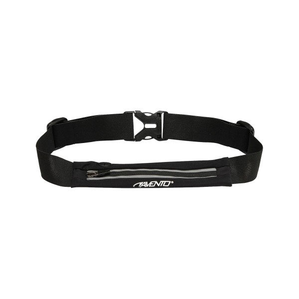 Abbey Running Waistbelt Black