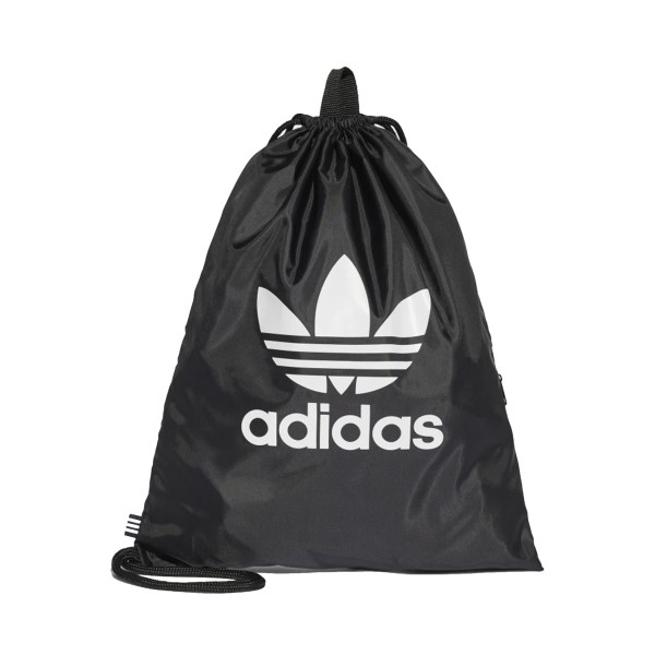 Adidas Originals Trefoil Gym Sack Black