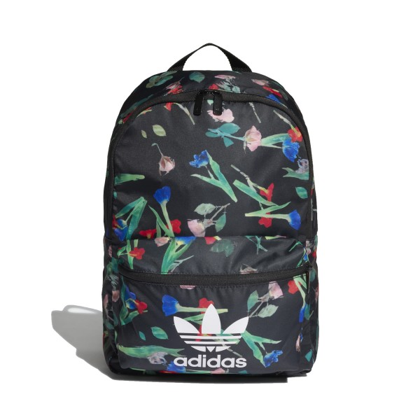 Adidas Originals Classic Backpack Black - Floral