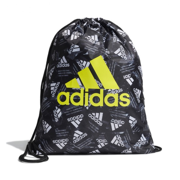 Adidas Performance Badges Gym Sack Black - Green