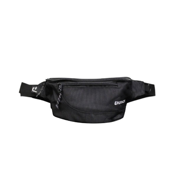 Emerson Waist Bag Black