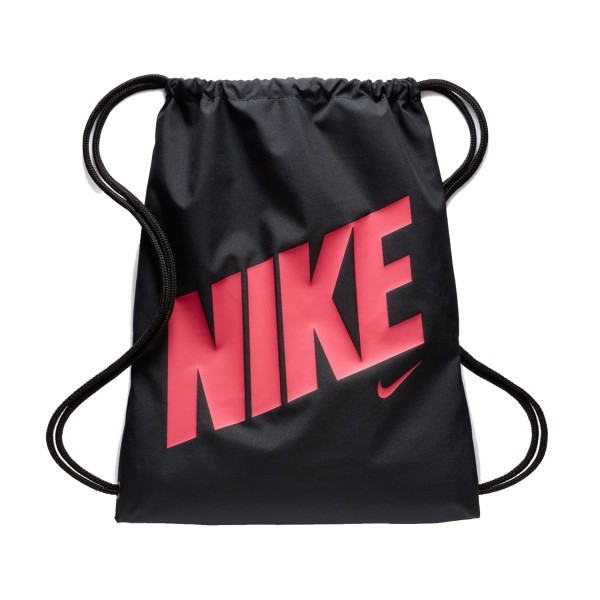 Nike Heritage Gymsack Black - Red